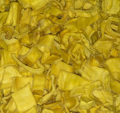 Picture of Jackfruit Raw Steamed Dried